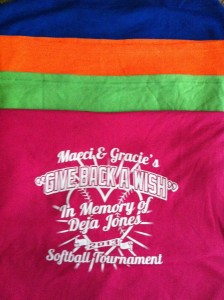 2013 Softball Tournament Shirt