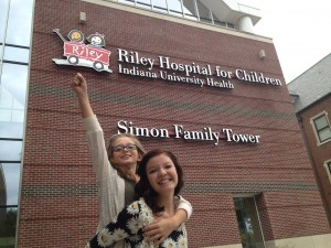 Stay Tuned … Behind the scenes at Riley Hospital thumbnail